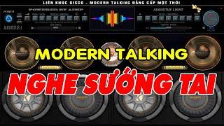 LK Disco Modern Talking CỰC HAY - CỰC SÔI ĐỘNG - Nhạc Test Loa Chuẩn Nhất Phần 39 - Organ Anh Quân