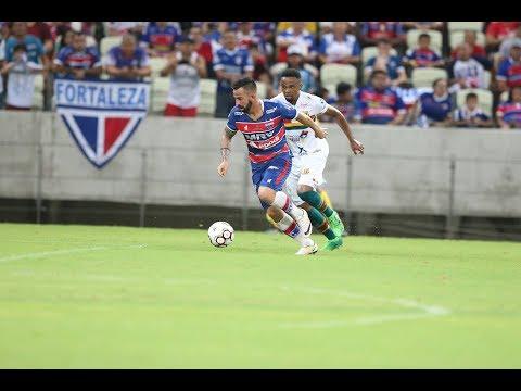 Fortaleza sai na frente do Sampaio Corrêa na semifinal da Série C