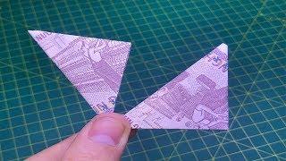 ORIGAMI hướng dẫn cách gấp tiền giấy cúng cô hồn money origami