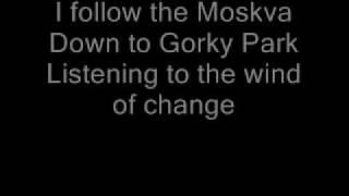 Scorpions - Wind of Change with lyrics