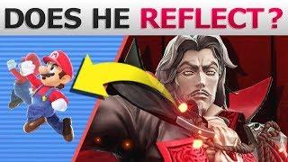 Do Vampires in Smash Have Reflections? | Super Smash Bros. Ultimate
