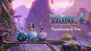 Trine 4: The Nightmare Prince - Trailer di presentazione