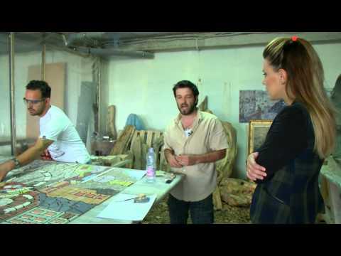 Art & Design - Dekoracion & Mozaik ne Rezidencen Kodra e Diellit
