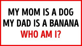 15 TRICKY RIDDLES THAT'LL STRETCH YOUR BRAIN