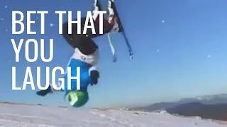 Bet You Laugh Top Winter Weather Fails Vol.1
