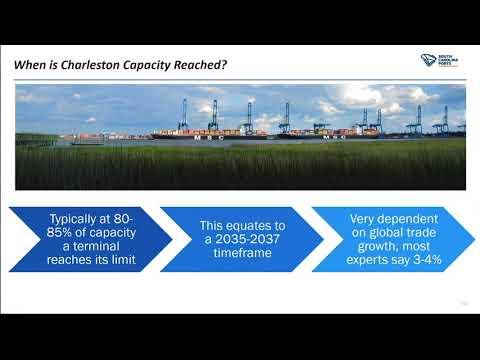 Trade war impact on Port of Charleston
