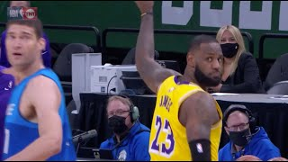 LeBron Knew His Dagger Three Was Good To Close Out Bucks