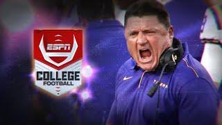 College Football on ESPN 2020 Anthem | Juice WRLD feat. Marshmello