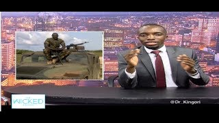 Listen to exclusive insights of KDF special forces training - The Wicked Edition episode 142