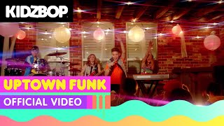 KIDZ BOP Kids - Uptown Funk (Official Music Video) [KIDZ BOP 28] - YouTube