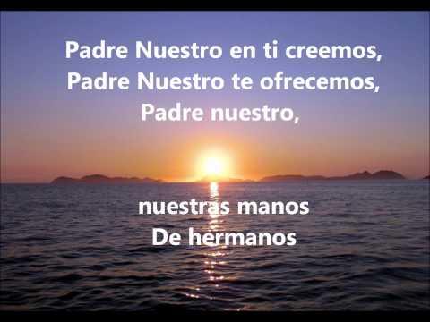 Padre Nuestro En el mar he oido hoy