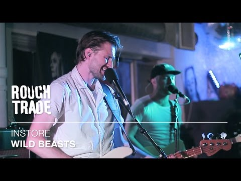 Wild Beasts - Big Cat | Instore at Rough Trade East, London