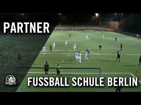 Berliner SC - Tennis Borussia Berlin (2. Runde Axel-Lange-Pokal, U17 B-Jugend) - Spielszenen   SPREEKICK.TV