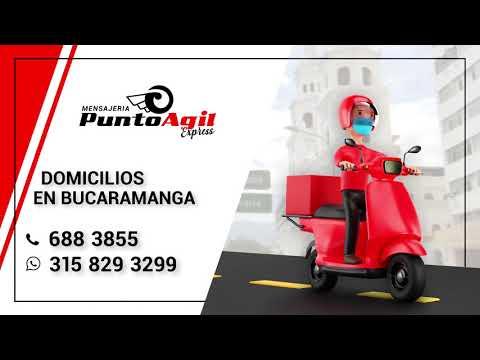 Mensajería y domicilios en Bucaramanga