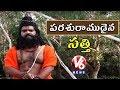 Bithiri Sathi Getup As Parashurama