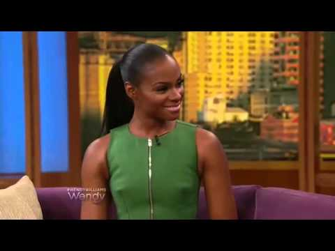 Tika Sumpter on Wendy Williams Show - 5 June, 2013