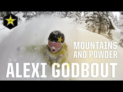 Alexi Godbout - Mountains and Powder