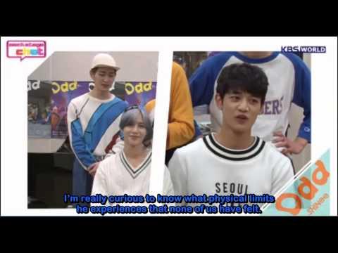 [ENG SUB / HARD SUB]  150612 KBS World Radio Backstage Chat