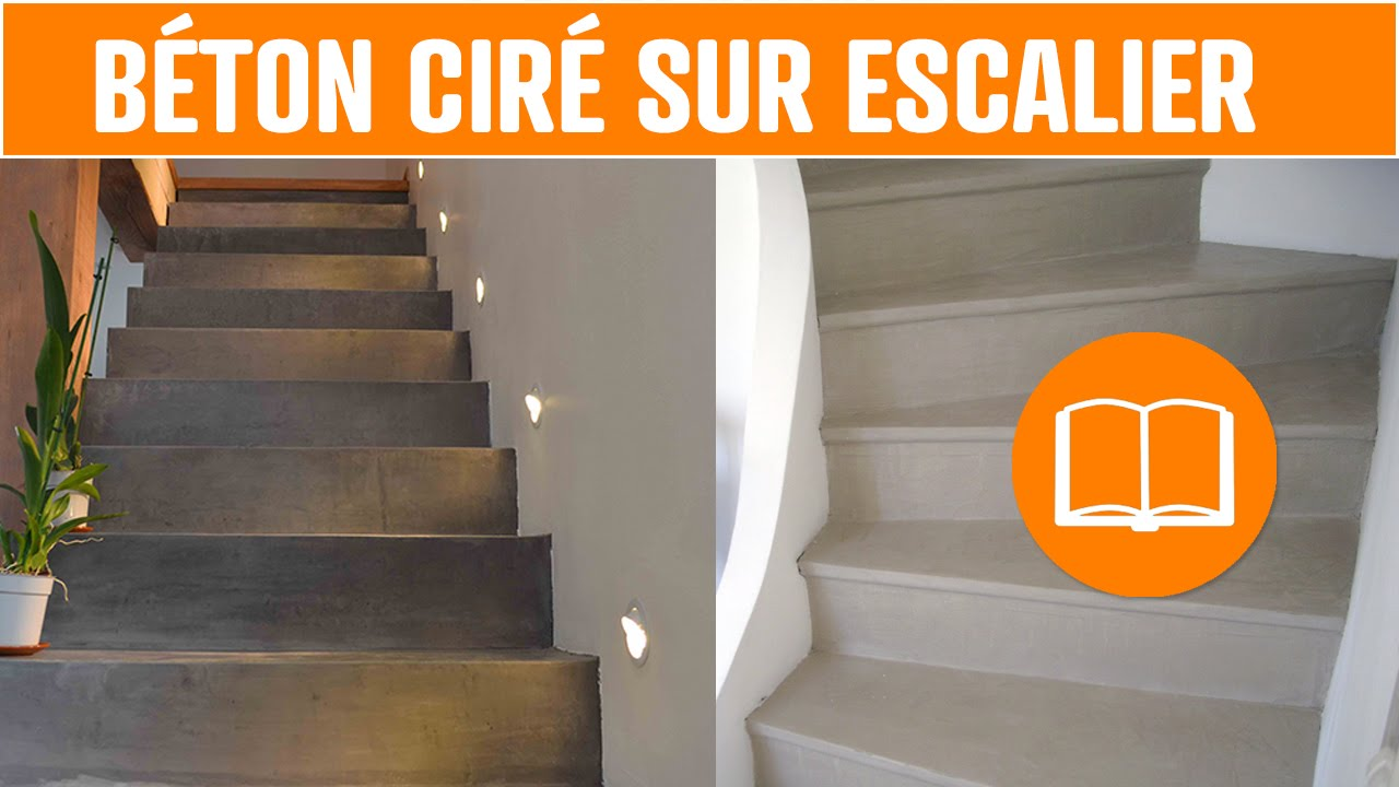 b ton cir sol mur escalier terrasse application outils lisseuse couteau youtube. Black Bedroom Furniture Sets. Home Design Ideas