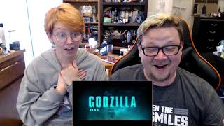 Godzilla : King Of The Monsters - Final Trailer - REACTION!