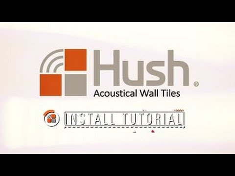 Acoustic Tiles Installation Tutorial by cubicles.com