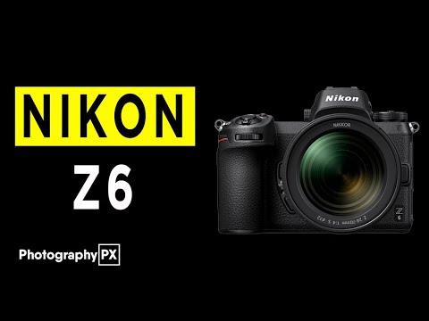 Nikon Z6 Mirrorless Camera Highlights & Overview