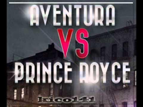 Aventura Vs Prince Royce
