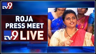 We wait for KCR's return gift to Chandrababu- Roja in Pres..