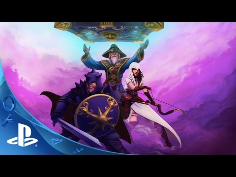 Trine 3: The Artifacts of Power Trailer