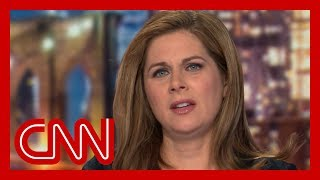 Erin Burnett reacts to Trump's 'you'll find out' line on Iran