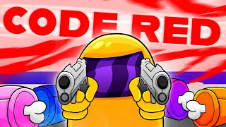 I played in the High Stakes Code Red Among Us tournament