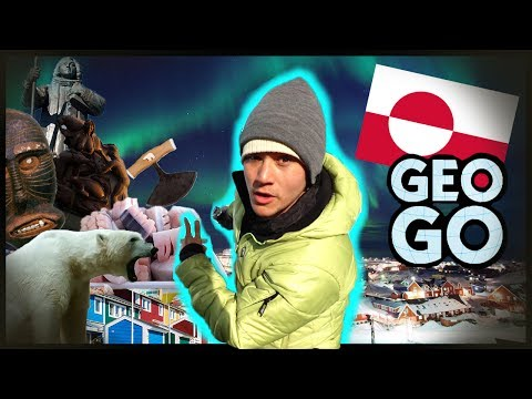 Geography GO! GREENLAND! (Geography now)