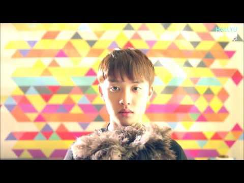 Exo next door MV ♥ D.O X Ji Heonhee