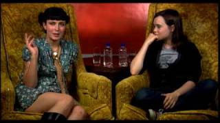 JUNO: Ellen and Diablo On the Film's Lingo