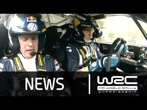 WRC - Neste Oil Rally Finland 2015: Stages 14-16