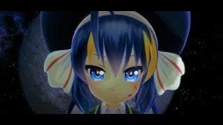 【Otomachi Una + 開発コードmiki】Meltdown【Cover + MMD】+mp3