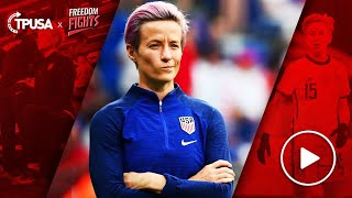 Purple Haired Feminist Cries After Losing In The Olympics