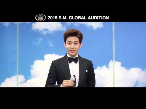[HENRY MESSAGE] 2015 S.M. GLOBAL AUDITION (ENG)