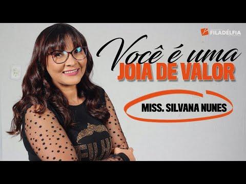 Baixar Missionária Silvana Nunes - Você é uma jóia de grande valor.