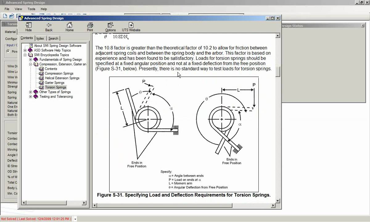 Advanced Spring Design 7 Torsion Springs Youtube