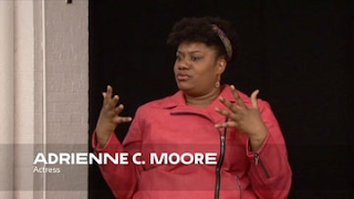 About the Work: Adrienne C. Moore | School of Drama