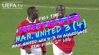 #UCL Fixture Flashback: Man. United 4-3 Juventus