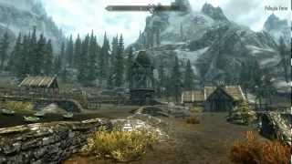Skyrim Treasure Map 1 Guide (I) - Music Videos