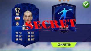 FIFA 19 | INSANE SECRET 92 BALE TOTY NOMINEE SBC!!!