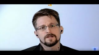 Open Dialogue: Edward Snowden, Live from Russia | Dalhousie University
