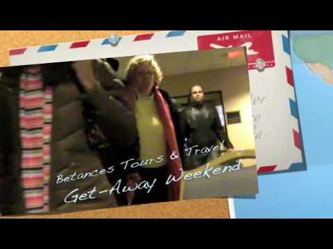 Betances Tours: Get-Away Weekend