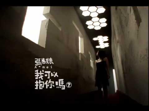 張惠妹-我可以抱你嗎  官方MV