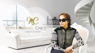 Michael Cinco's Passion for Fashion