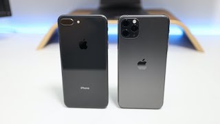 iPhone 8 Plus vs iPhone 11 Pro Max - Which Should You Choose?