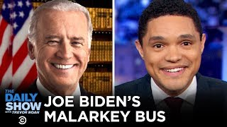 Bloomberg's Bucks, Buttigieg's Beef and Biden's Bite | The Daily Show